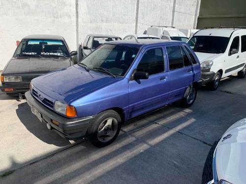 Ford Festiva Lx