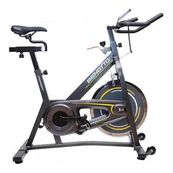 Bicicleta Spinning Benotto Forza 1 Aparato De Ejercicio