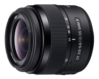Lente Zoom Sony 18-55mm Sal-18552. Impecable