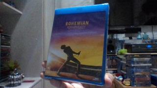 Blu-ray Bohemian Rhapsody Lacrado