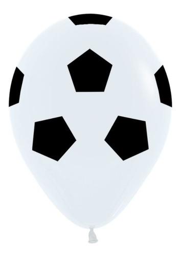 Globo R-12 Balón De Fútbol Infinity X 50 - Sempertex
