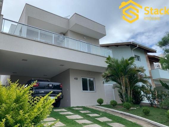 Casa Com 5 Quartos À Venda No Condomínio Quinta Das Atírias, Bairro Eloy Chaves Em Jundiaí/sp. - Ca01476