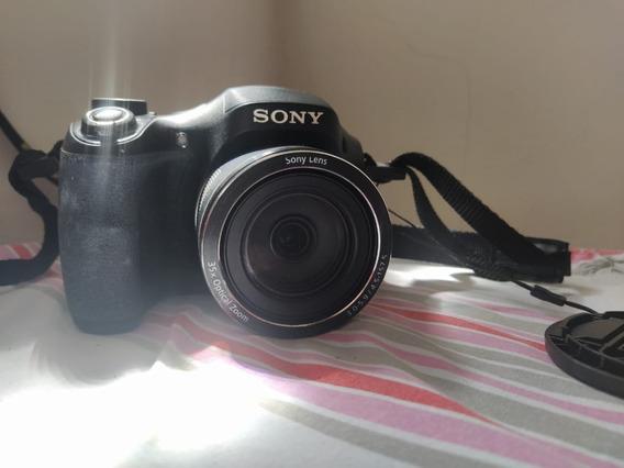 Câmera Sony Cyber-shot Dsc-hx200v Semiprofissional Superzoo