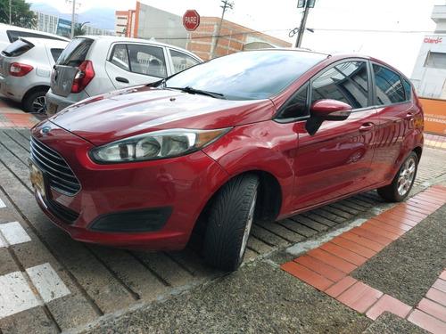 Ford Fiesta 2014 1.6 Hatchback Se