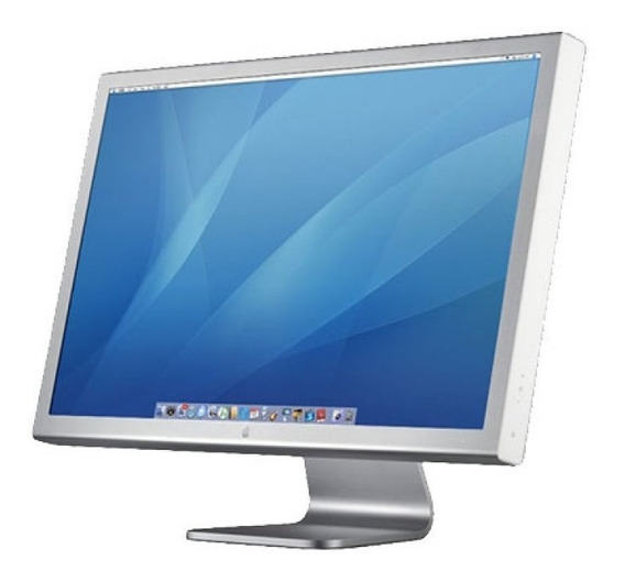 Monitor Apple Cinema Display Hd 23 Polegadas Mac Peças