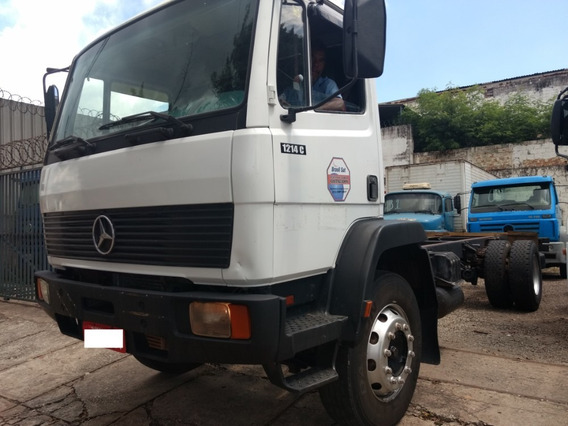 Mb 1214c 97/98 - Chassi - R$ 40.000