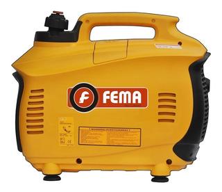 Grupo Electrógeno Generador Inverter Portatil Fema 800w