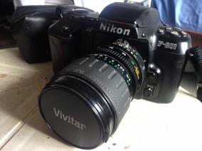 Câmera Nikon F601