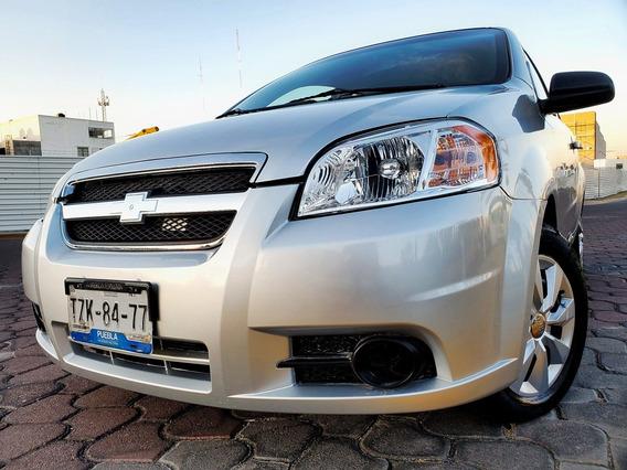 Chevrolet Aveo 1.6 C 5vel Mt 2010