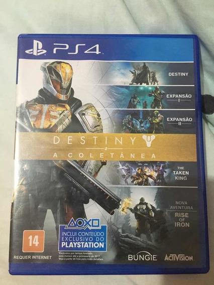 Destiny A Coletânea Ps4