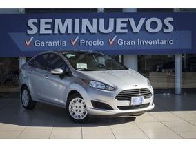 Ford Fiesta S Tm 4 Ptas 2016 Seminuevos