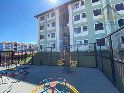 Apartamento Com 2 Dormitórios À Venda, 50 M² Por R$ 160.000,00 - Jardim Amaral - Itaquaquecetuba/sp - Ap0234