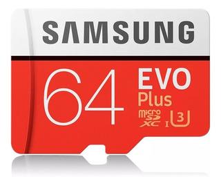 Memoria Samsung Evo Plus Gopro 8 7 6 5