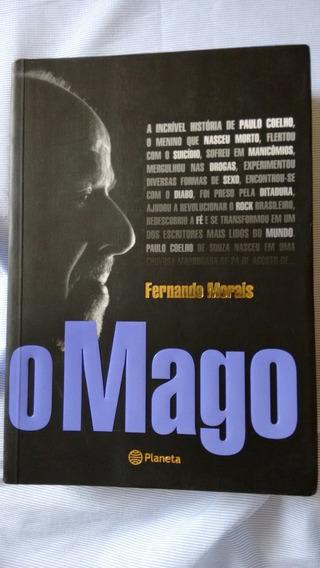 Livro: O Mago (biografia Paulo Coelho) Fernando Morais
