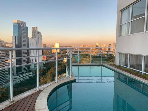 Imagem 1 de 29 de Cobertura Com 4 Dormitórios À Venda, 500 M² Por R$ 5.800.000,00 - Alphaville - Barueri/sp - Co0023