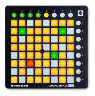 Novation Launchpad Mini Mkii Controlador Midi Usb Ableton