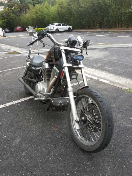 Moto Suzuki Intruder Vs 1400 Glp - Custumizada