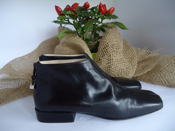 Ankle Boot Louis Vuitton Original - Bota Cano Curto