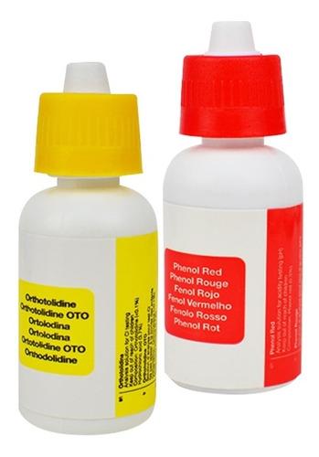 Reactivo Rojo Fenol Y Ortotolidina X20 - kg a $6225