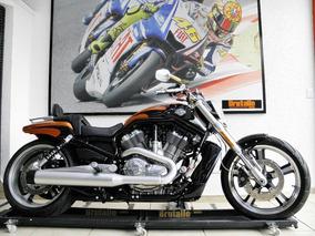 Harley Davidson V Rod Muscle Vrscf 2014 Laranja