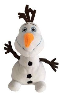 Frozen Olaf Peluche 25cm Juego Juguete Muñeco Original