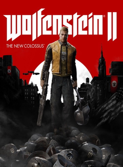 Wolfenstein Ii: The New Colossus Pc Off