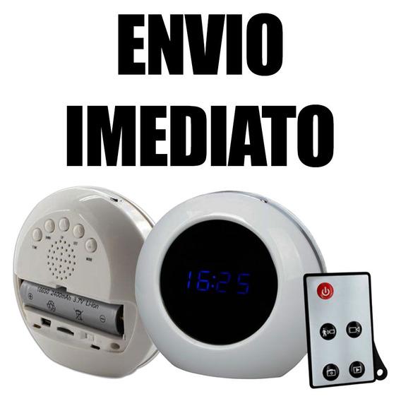 Casa Do Espiao Camera De Seguranca Residencial Mini 16gb