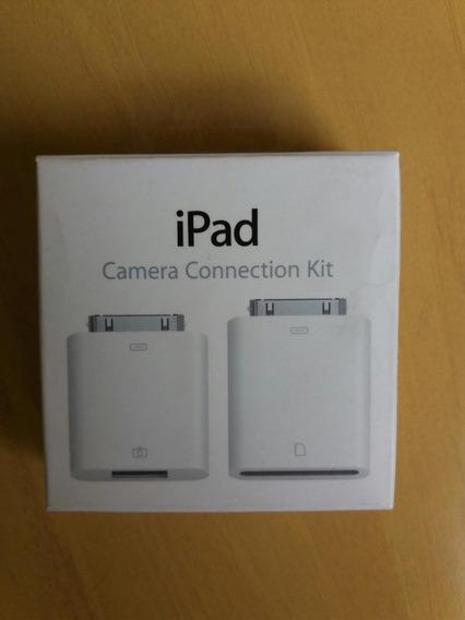 Kit De Conexão Usb/cartão Sd Para iPad