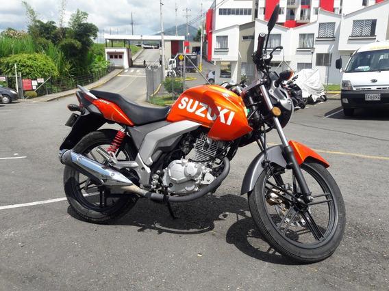 Vendo Suzuki Csx 125 Soat Nuevo!!