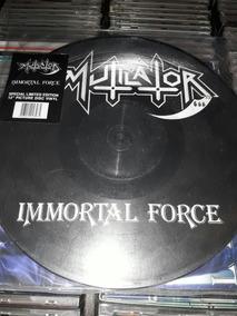 Mutilator Immortal Force. Novo .picture