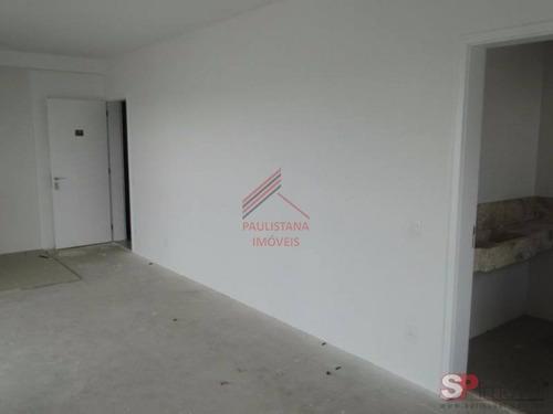 Apartamento Em Condomínio Padrão Para Venda No Bairro Vila Mariana, 1 Dorm, 1 Suíte, 1 Vagas, 45 M². - 95