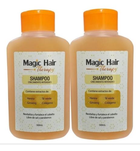 Shampoo Crecimiento Intensivo Magic Hair - mL a $32