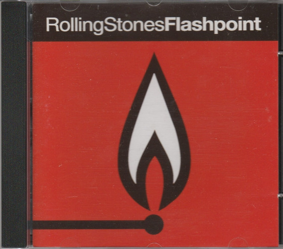 Rolling Stones - Cd Flashpoint - 1991