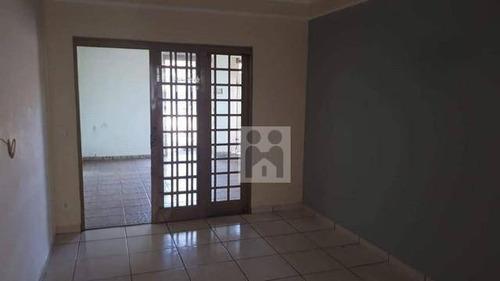 Imagem 1 de 12 de Casa Com 3 Dormitórios À Venda, 130 M² Por R$ 210.000,01 - Parque Dos Pinus - Ribeirão Preto/sp - Ca0629