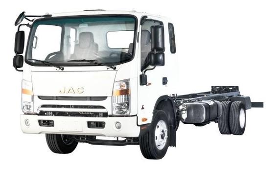 Camión Jac Jrr Cabina Y Media Power | Mod. 2021 - 0 Km Neiva