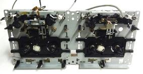 Mecanismo Deck Toca Fitas Som Semp Toshiba Ms6538c1