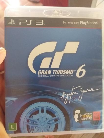 Gran Turismo 6, Ps3, Mídia Física