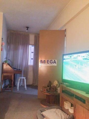 Imagem 1 de 11 de Apartamento Com 1 Dormitório À Venda, 55 M² Por R$ 190.000 - Bosque - Campinas/sp - Ap4895