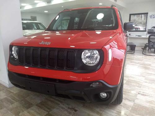 Jeep Renegade Sport 1.8 Anticipo Y Cuotas !!!