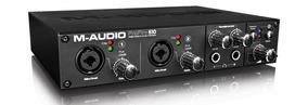 Interface Profire 610 M-audio + Pci-express Firewire + Cabos