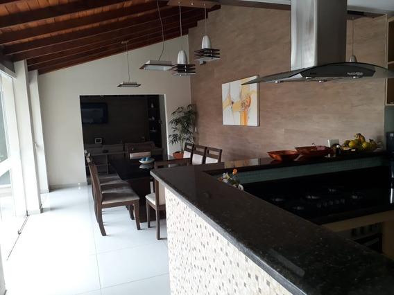 Excelente Casa Com 4 Quartos No Vila Rica!