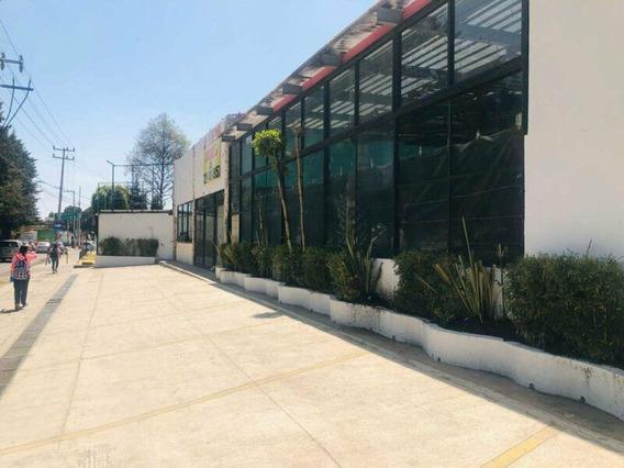 Local En Renta, Ideal Para Oficinas O Salon De Eventos, Metepec, Carretera Toluca Ixtapan