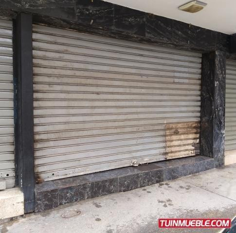 Elys Salamanca Vende Local En Chacao Mls #19-12746