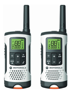 Handy Motorola T-260mc 40 Km Incl Usb Y Transformador X Par