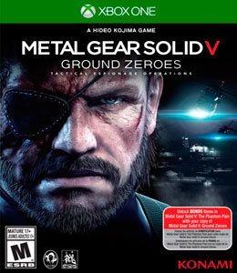 Metal Gear Solid V Ground Zeroes Xbox One Original Usado