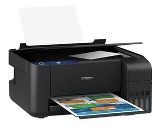 Impresora Epson Multifuncion L3110 Ecotank Sistema Continuo