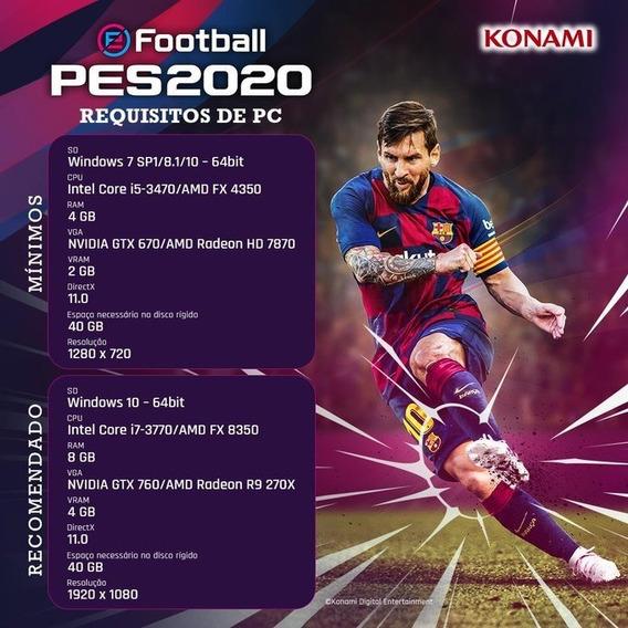 Efootball Pro Evolution Soccer 2020 Unlocked (torrent)