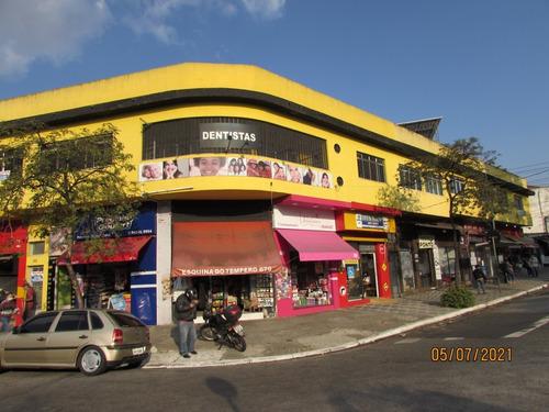 Imagem 1 de 15 de Casa Comercial Para Alugar No Engenheiro Goulart - Ca00335 - 32494662