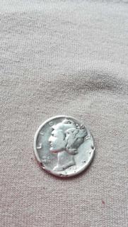 Moneda Del Año 1945 Para Coleccionista