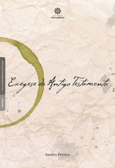Exegese Do Antigo Testamento